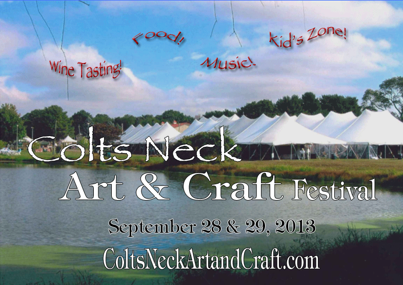 COLTS NECK ART & CRAFT HARVEST FEST