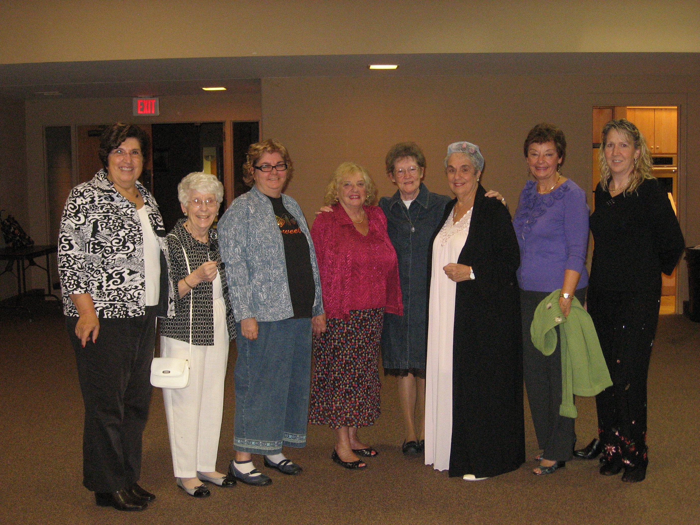 A BIG NIGHT FOR THE MARTHA MARY GUILD
