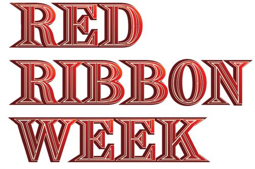 "COLTS NECK CELEBRATES ""RED RIBBON WEEK"""