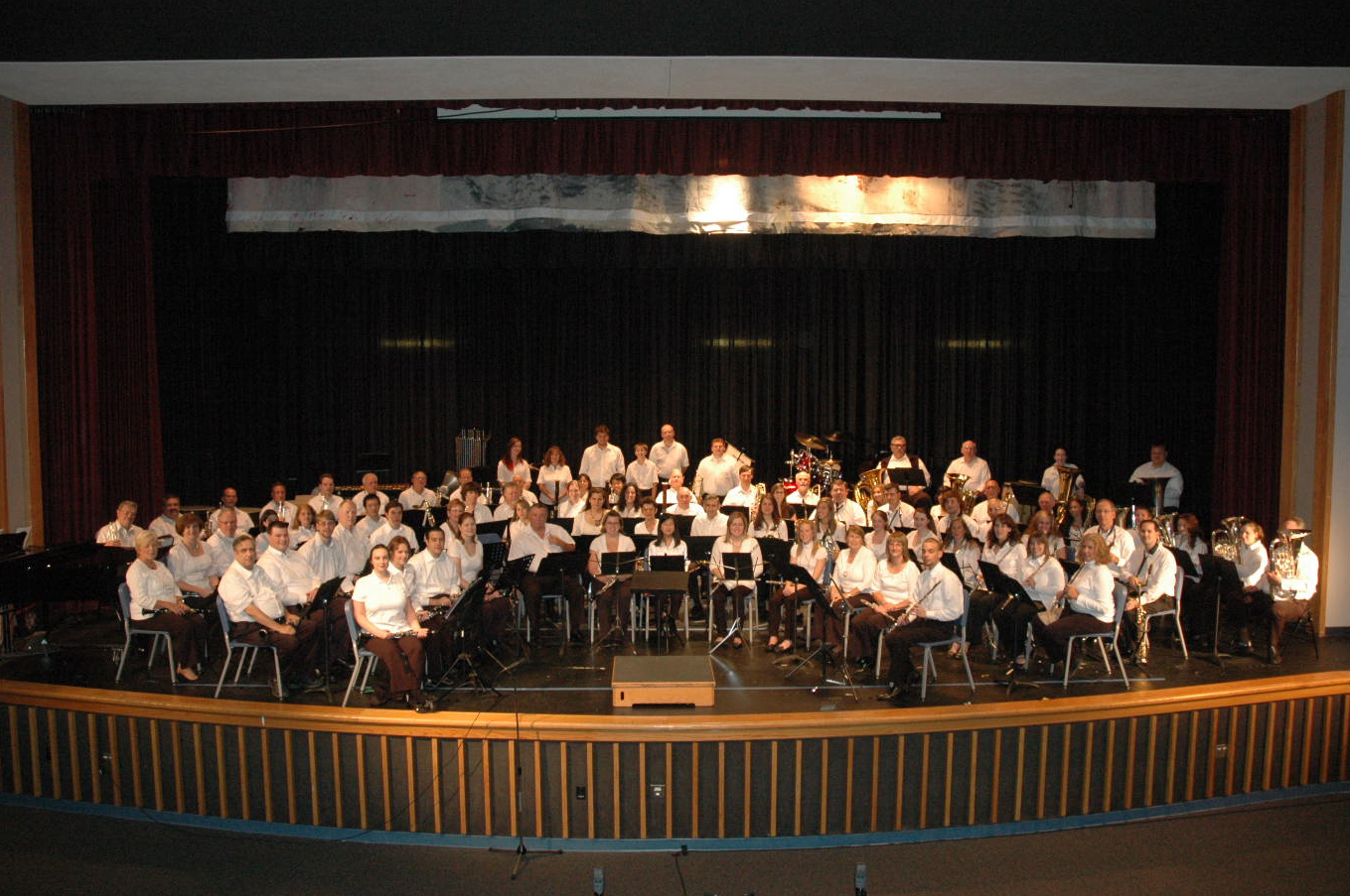 COLTS NECK COMMUNITY BAND MAKES BEAUTIFUL MUSIC FOR 12TH SEASON