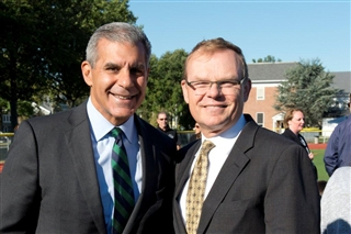 DR. JOHN GRIFFITH OFFICIALLY INSTALLED AS RANNEY'S FOURTH HEAD OF SCHOOL