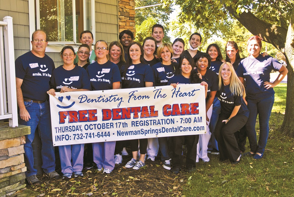 FREE DENTAL CARE AT LINCROFT PRACTICE ON THURSDAY, OCTOBER 17