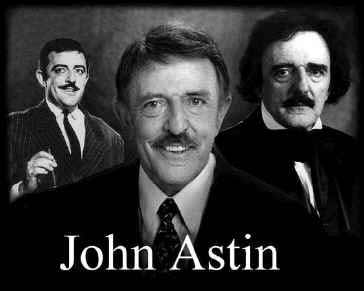LEGENDARY ACTOR JOHN ASTIN RETURNS TO HOLMDEL THEATRE COMPANY FOR SPECIAL BENEFIT PERFORMANCE