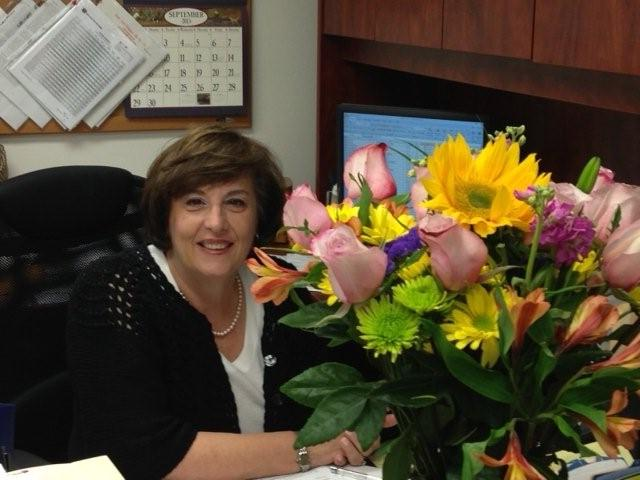 PAT FAMULARO CELEBRATES 25 YEARS OF SERVICE WITH THE COLTS NECK TOWNSHIP BUILDING DEPARTMENT By Tony Senk