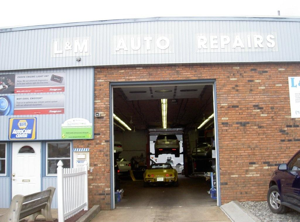 QUALITY CUSTOMER SERVICE AND AFFORDABLE PRICES SPELL RECIPE FOR SUCCESS AT L&M AUTO CENTER By Tony Senk