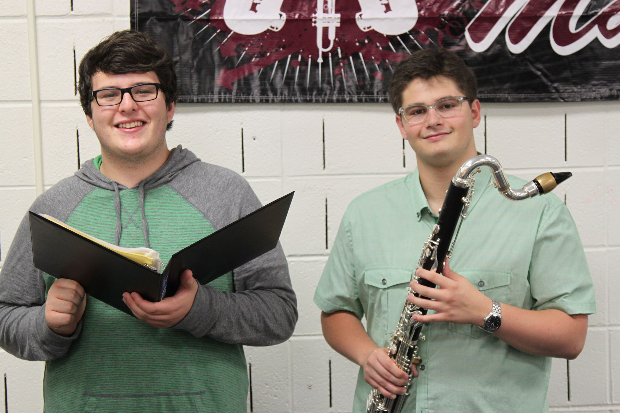 RBR VPA STUDENTS SELECTED FOR ALL-NATIONAL HONORS BAND AND CHORUS TO PERFORM IN NASHVILLE