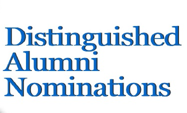 Distinguished Alumni Nominees