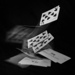 Erin Sacharanski's photograph is entitled Gamble.