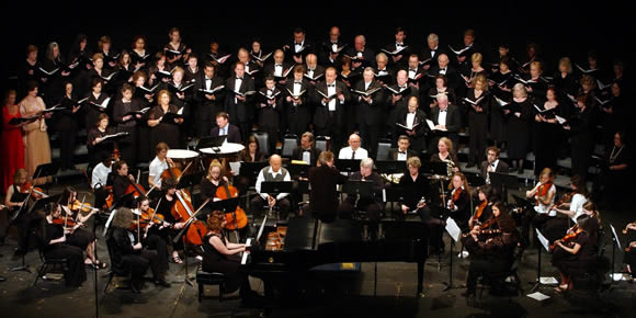 Monmouth Conservatory of Music's 50th Anniversary Concert and Gala