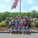 Holmdel Girl Scouts Help Celebrate Memorial Day