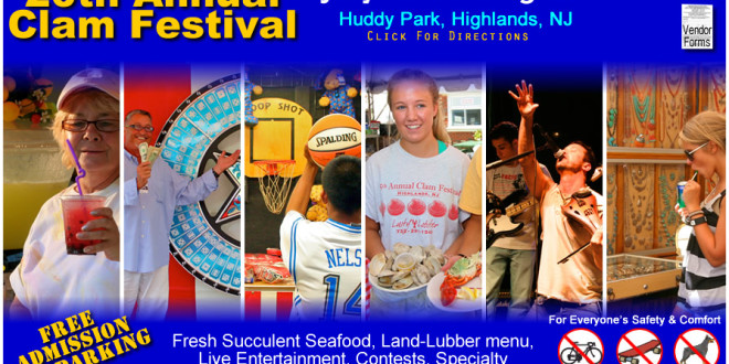 Highlands 20th Annual Clam Fest