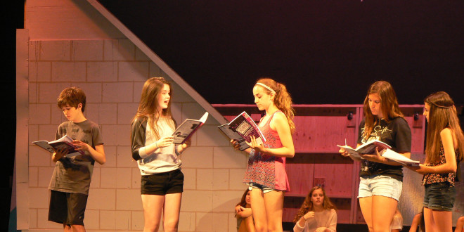 "RBR Visual & Performing Arts Summer Camp to Present ""Legally Blonde, Jr."""