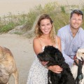 Sandy Paws Committee & Dogs